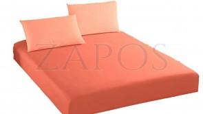 Husa de protectie cu elastic pentru saltea BUMBAC - Portocaliu